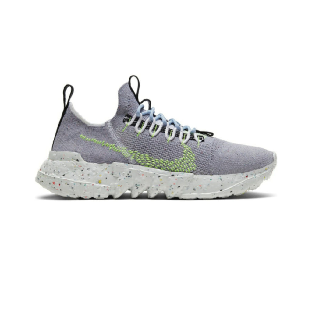 Nike Space Hippie 01 Grey Volt Glow Photon Dust