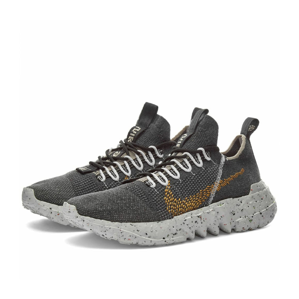 Space Hippie 01 Black Wheat By Nike