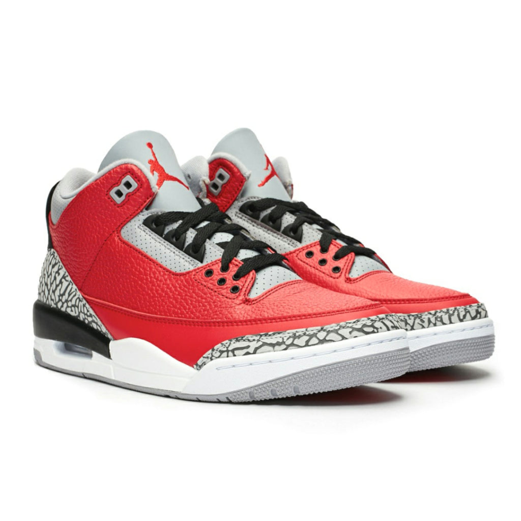 Air Jordan 3 Retro SE Unite Fire Red Cement