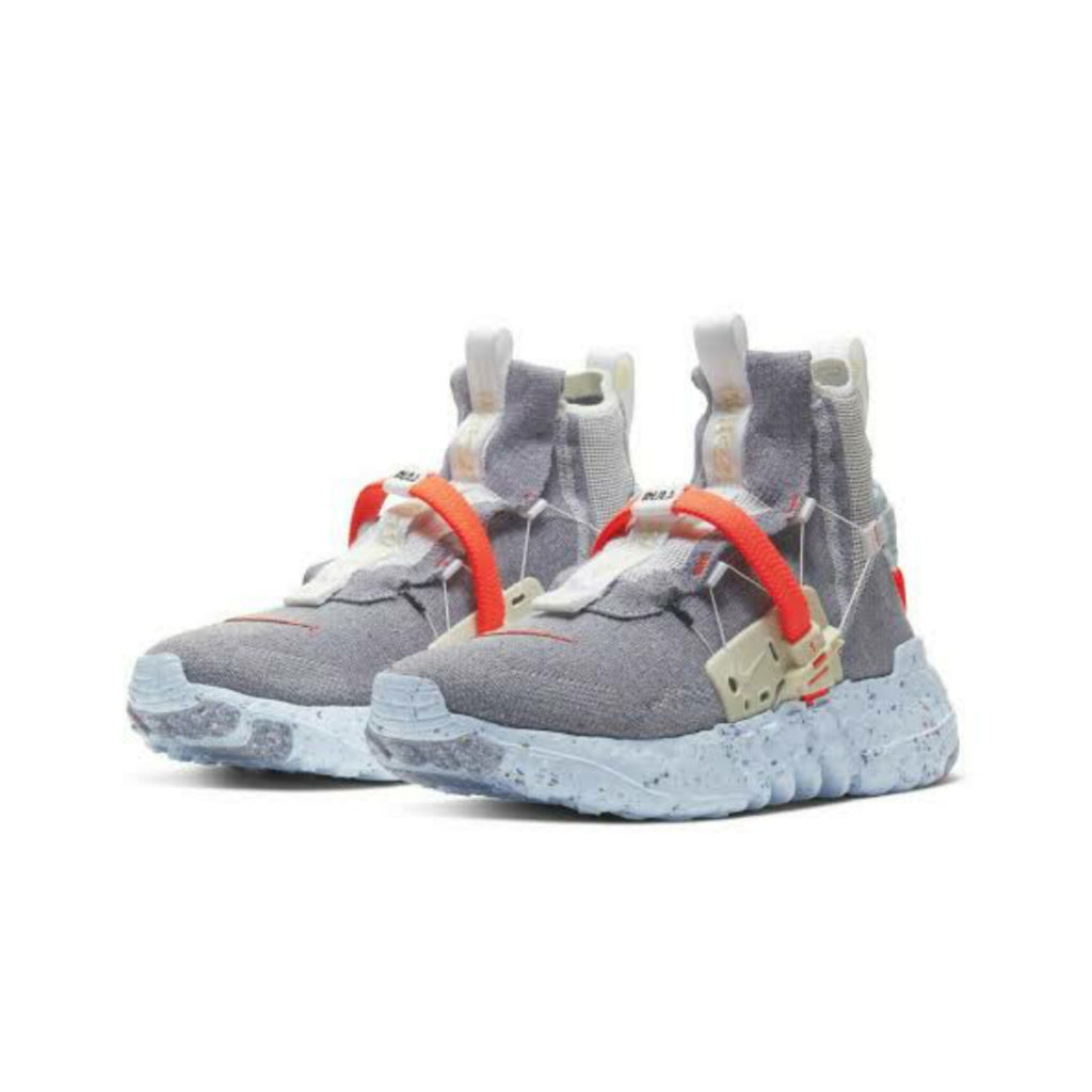 Nike Space Hippie 03 Vast Grey Hyper Crimson