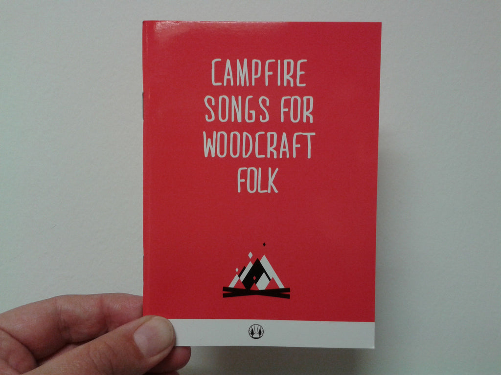 Song Book-Campfire Pocket Size