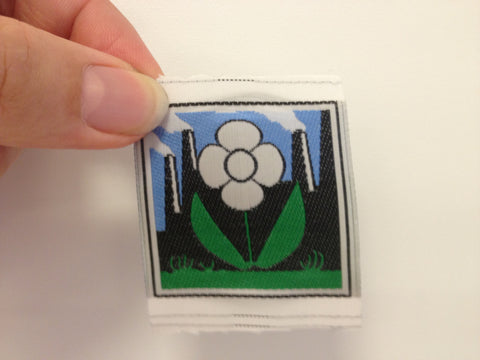 Elfin Cloth Badge-Ecologist