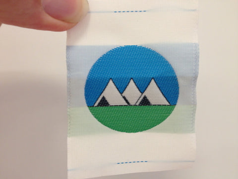 Elfin Cloth Badge-I Camp