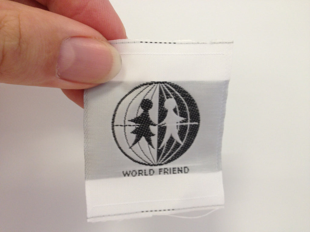 World Friend Elfin badge