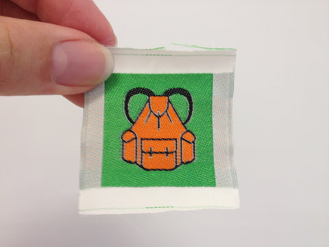 Pioneer Cloth Badge-Outdoor Education