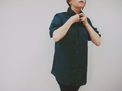 Folk Shirt - Poly-Cotton