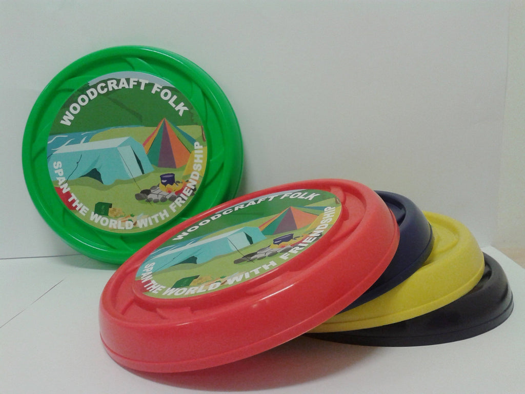 New Frisbee-Recycled & Biodegradable