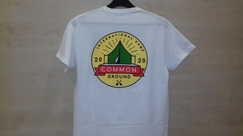 T-Shirt-Common Ground-White