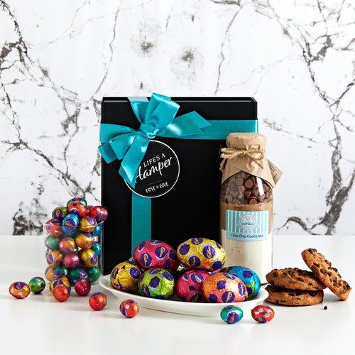 Easter Choc Chip Cookie Mix Hamper