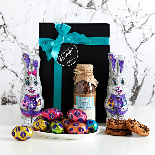 Cadbury Easter eggs and a delightful cookie mix will make Easter so much fun this year.