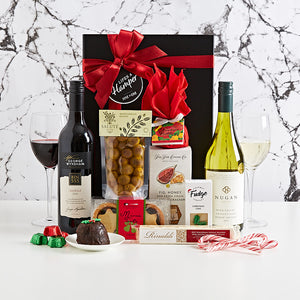 Corporate Christmas Hamper perfect for staff and clients. Early bird specials available