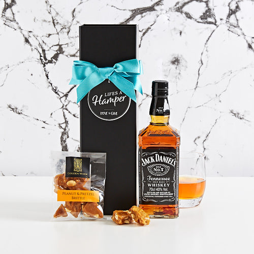 Jack Daniel's Tennessee Whiskey hamper