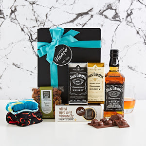 Jack Daniel's and Socks Gift Hamper