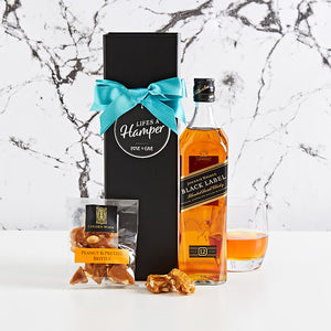 Johnny Walker Black Label Hamper