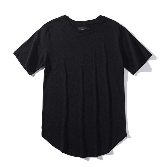 'Plain Scoop' T-shirt