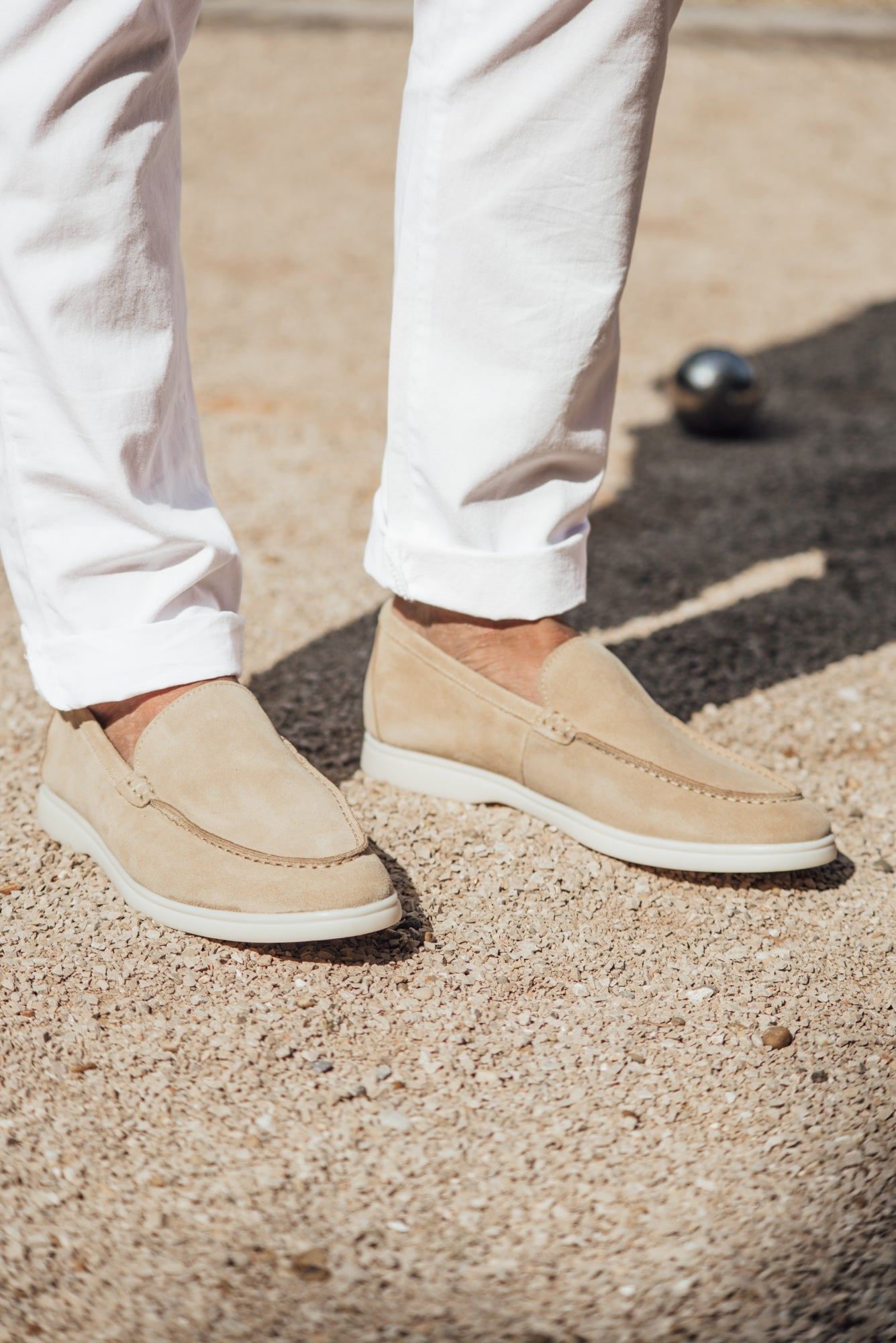 Pardigon shoes - Beige