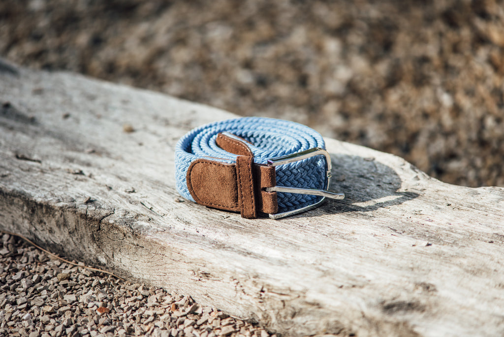 Taillat belt - Sky Blue