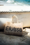 Straw Bag - Eivissa Ibiza