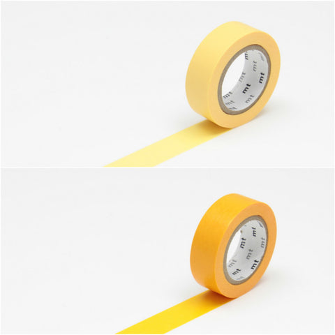 Masking Tape gelb/orange