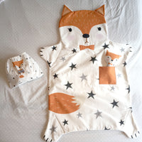 Cooper Fox Blanket Set