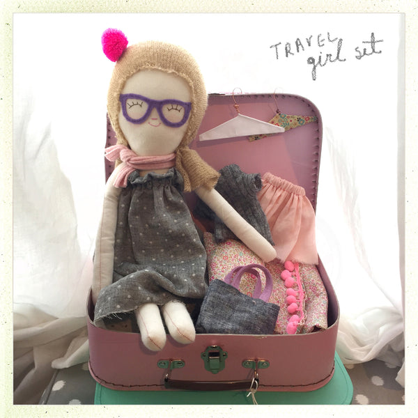 Travel Girl Set