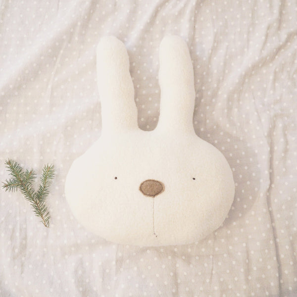 Bunny Plush Pillow