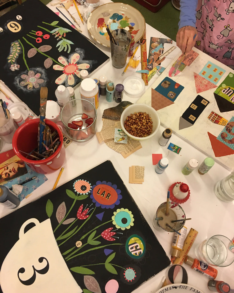 reserved Crafty Hour/ for you and your friends  2:30-6:30!