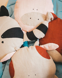 Pillow Toy Crew