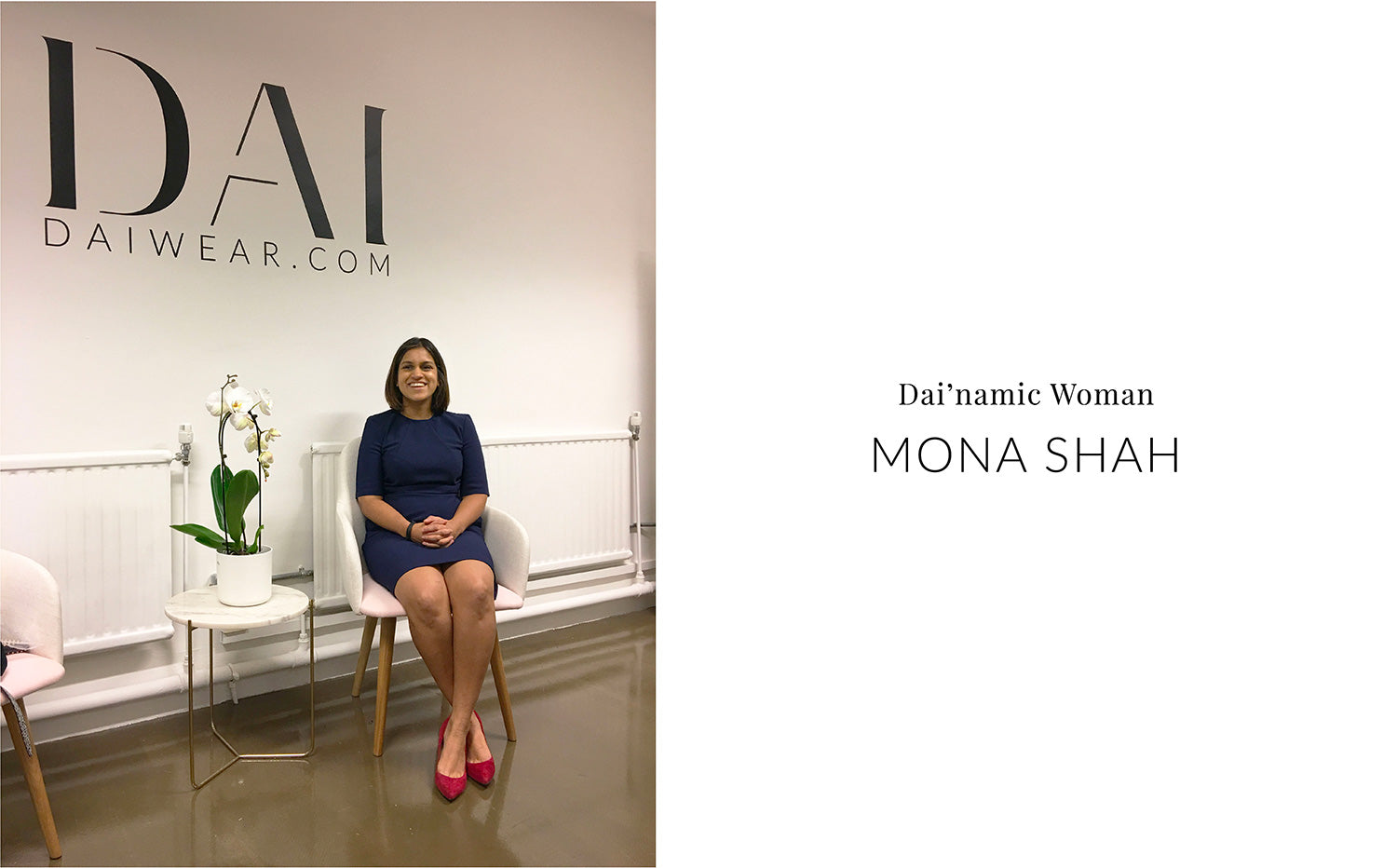 Dai'namic Woman: Mona Shah