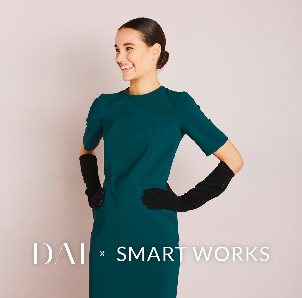 Dai x Smart Works - Dress for a Dress donation (valued at £275)