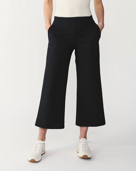 Cream of the Crop Trousers Black 2.0