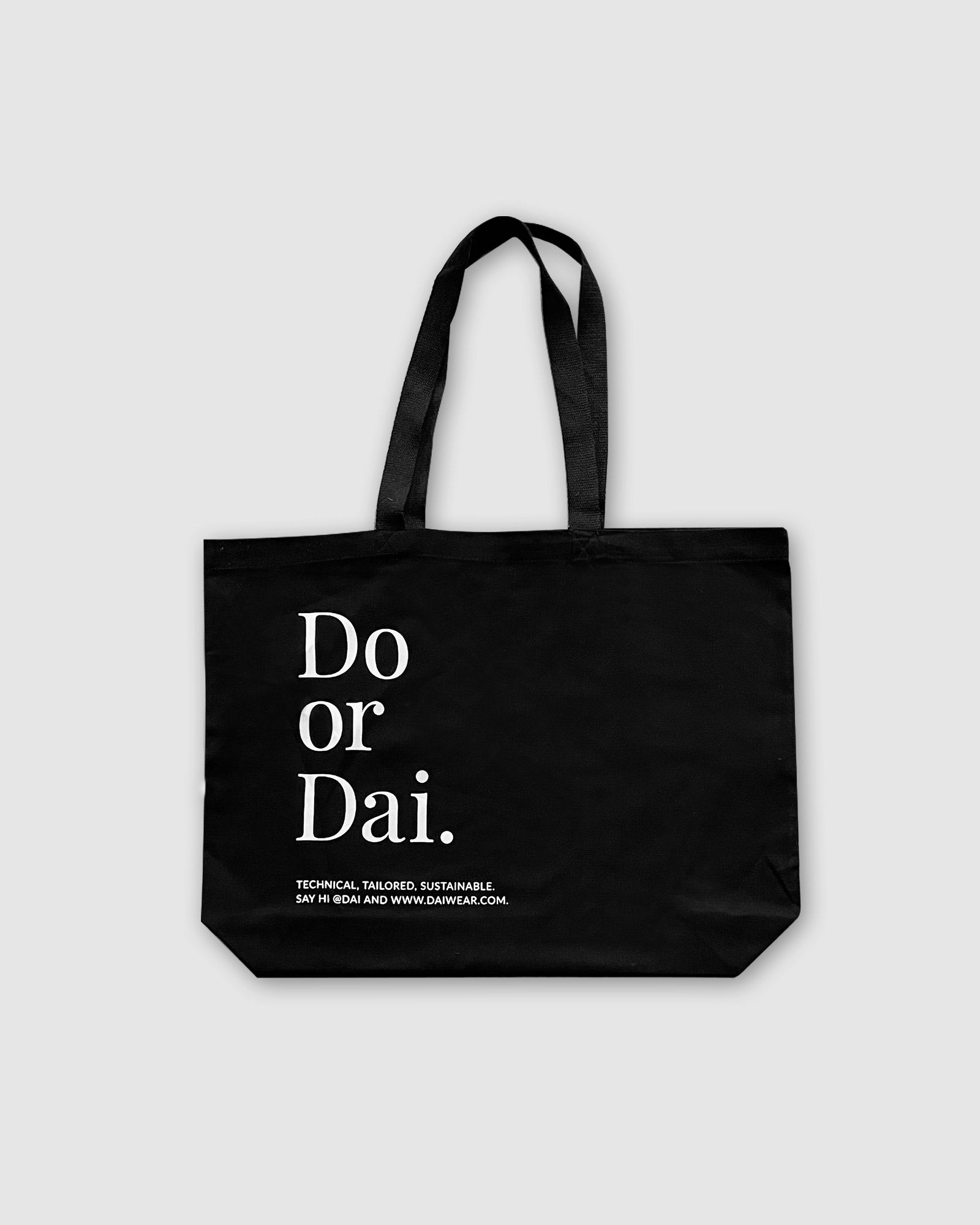 Do or Dai Limited Edition Tote Bag