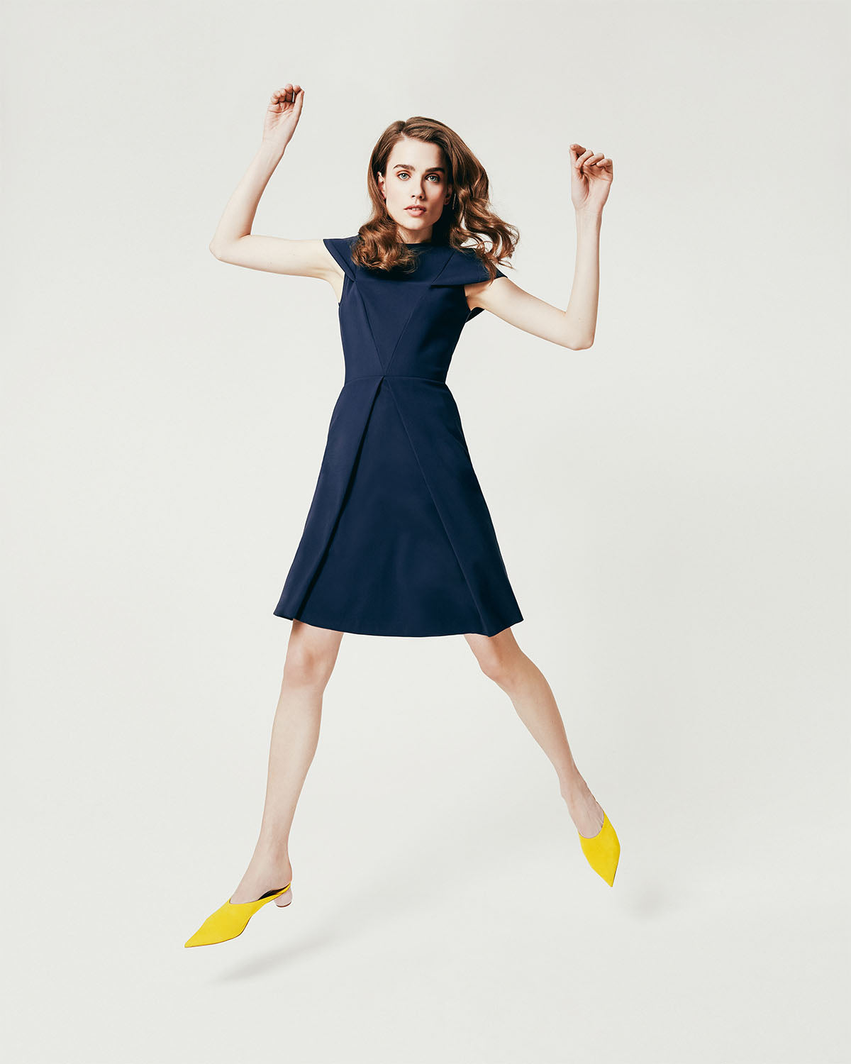 A-Game Dress Regatta Navy