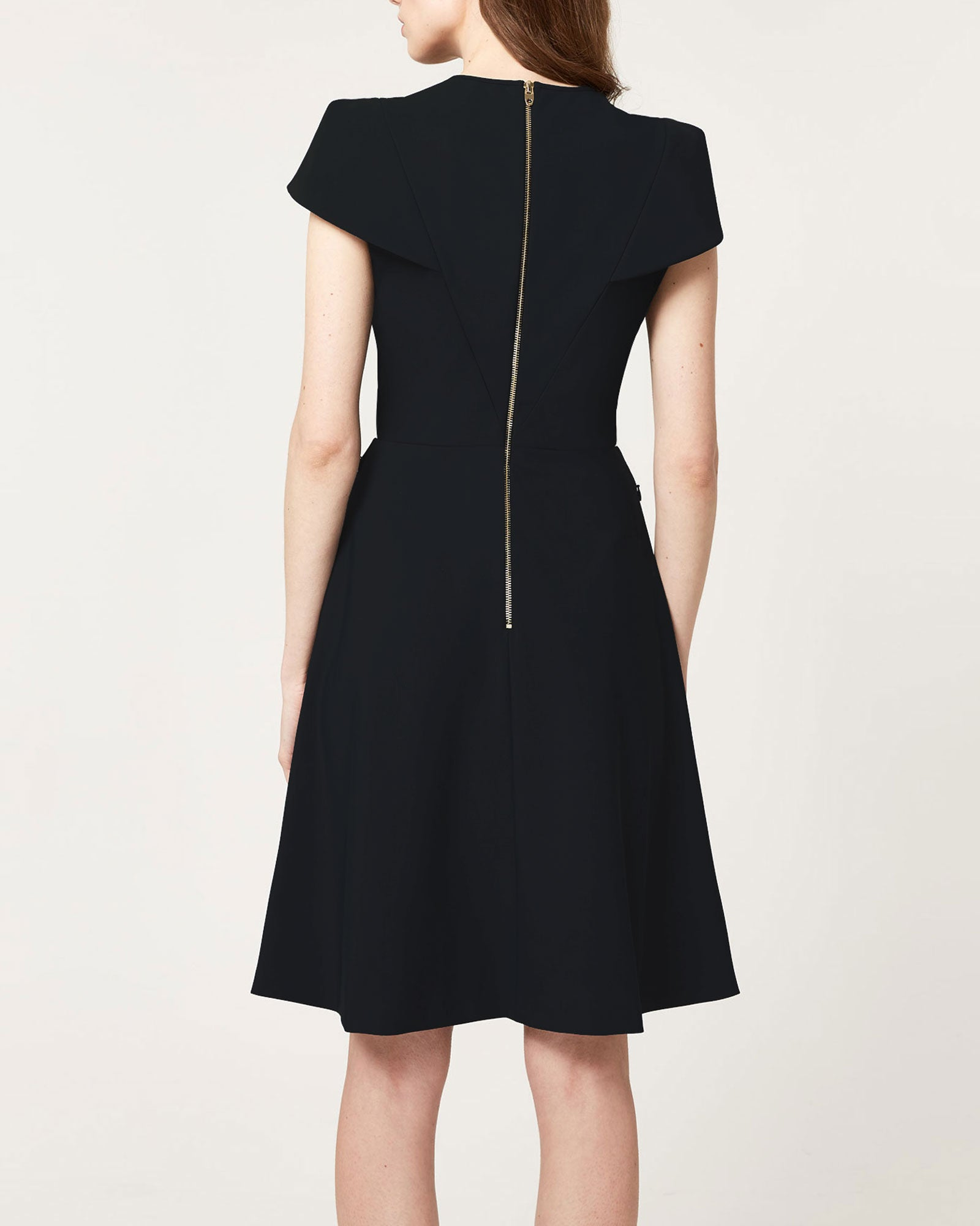 A-Game Dress Black