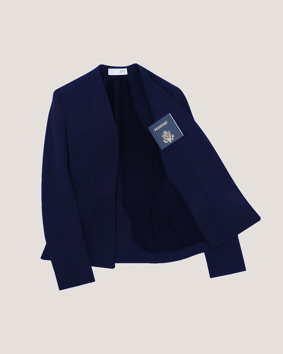 Cutting Edge Blazer Midnight