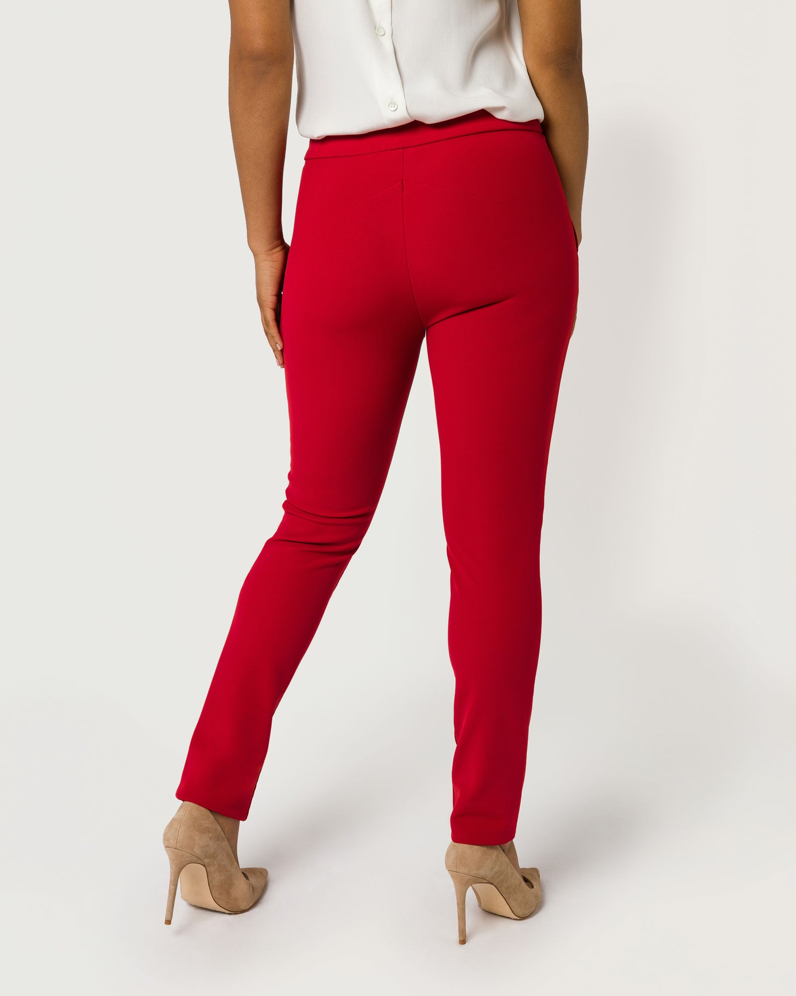 Power Move Trousers Crimson 2.0