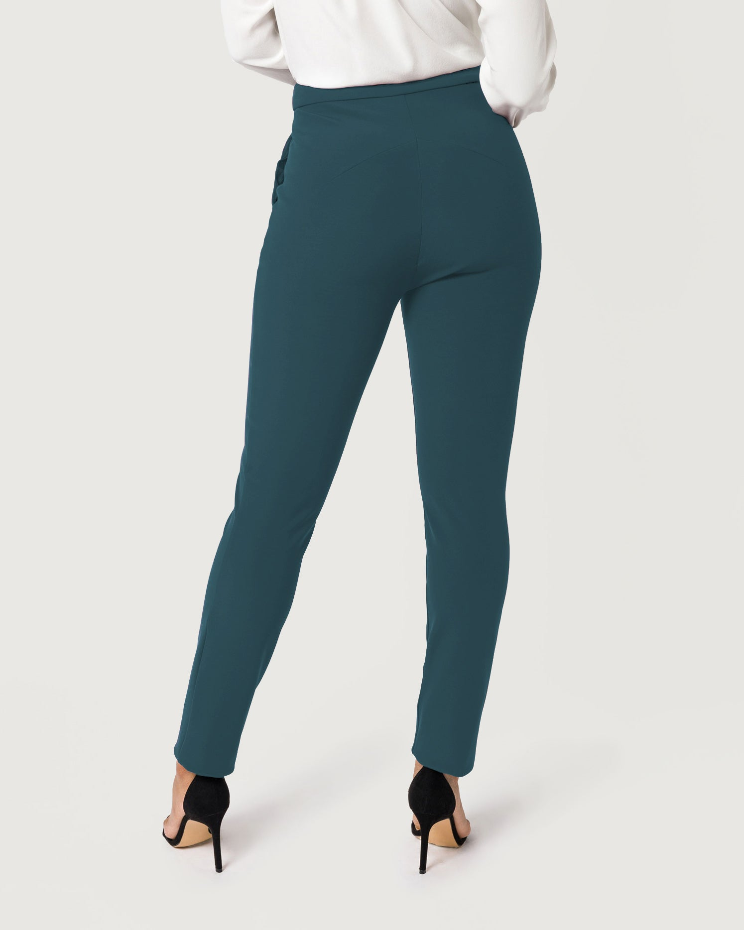 High Power Move Trousers Deep Seafoam