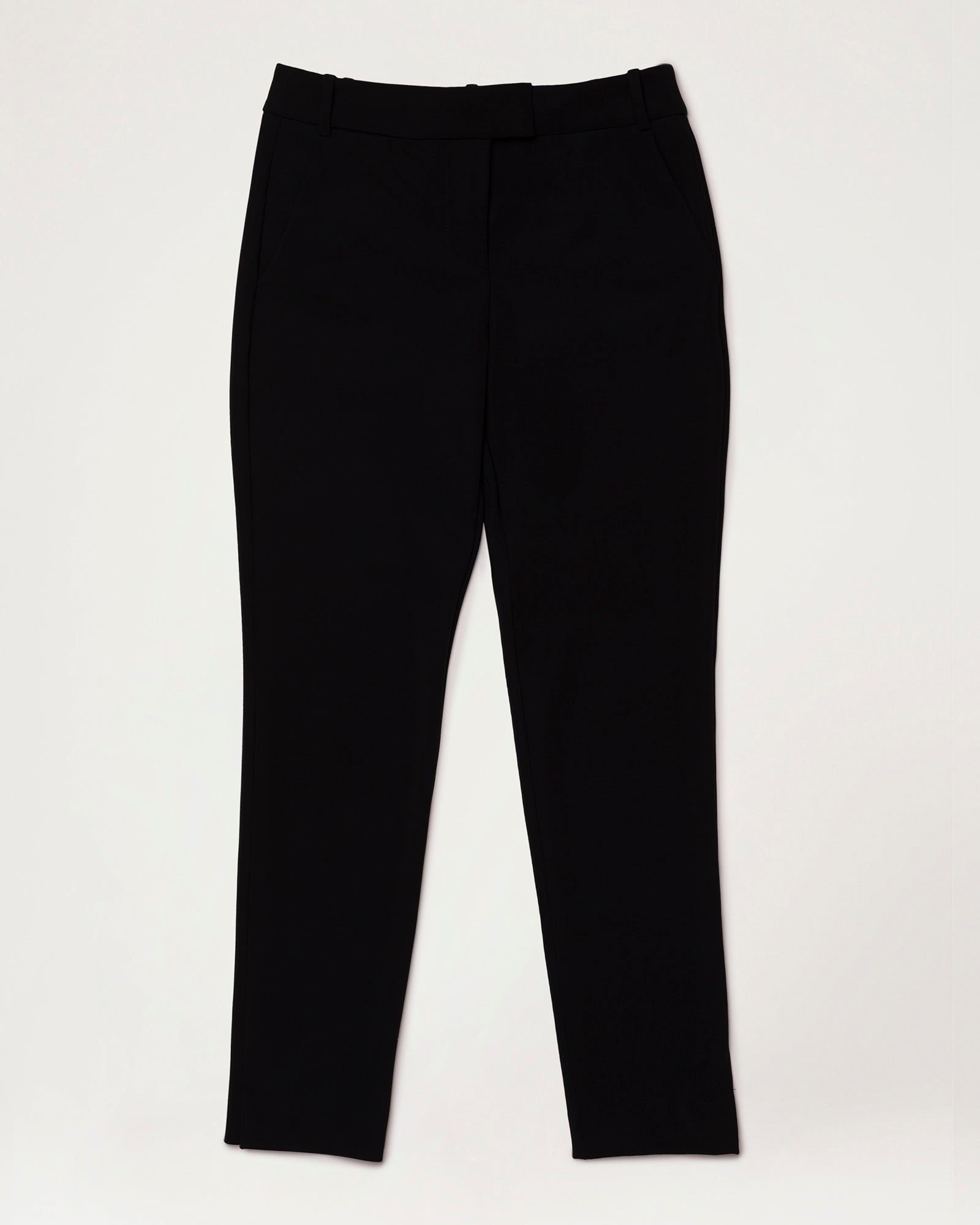 Linear Trousers Black
