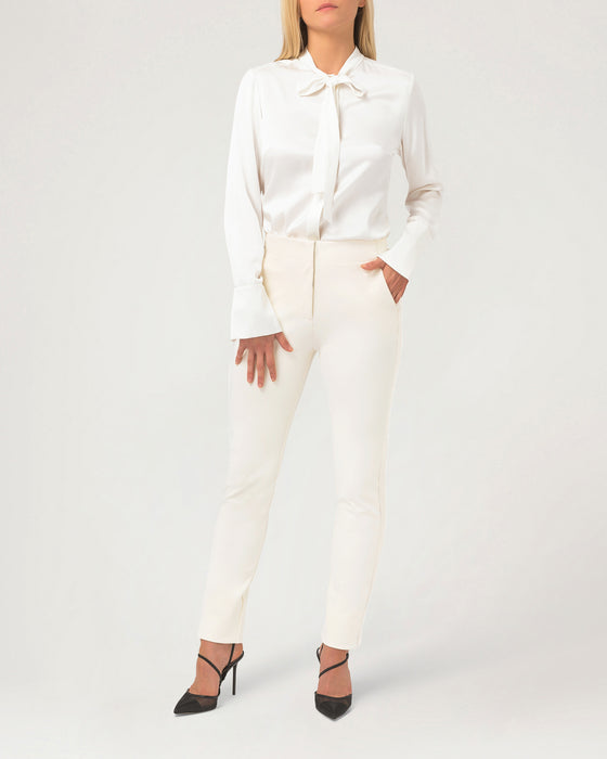 Tux Power Move Trousers Ivory - Limited Edition