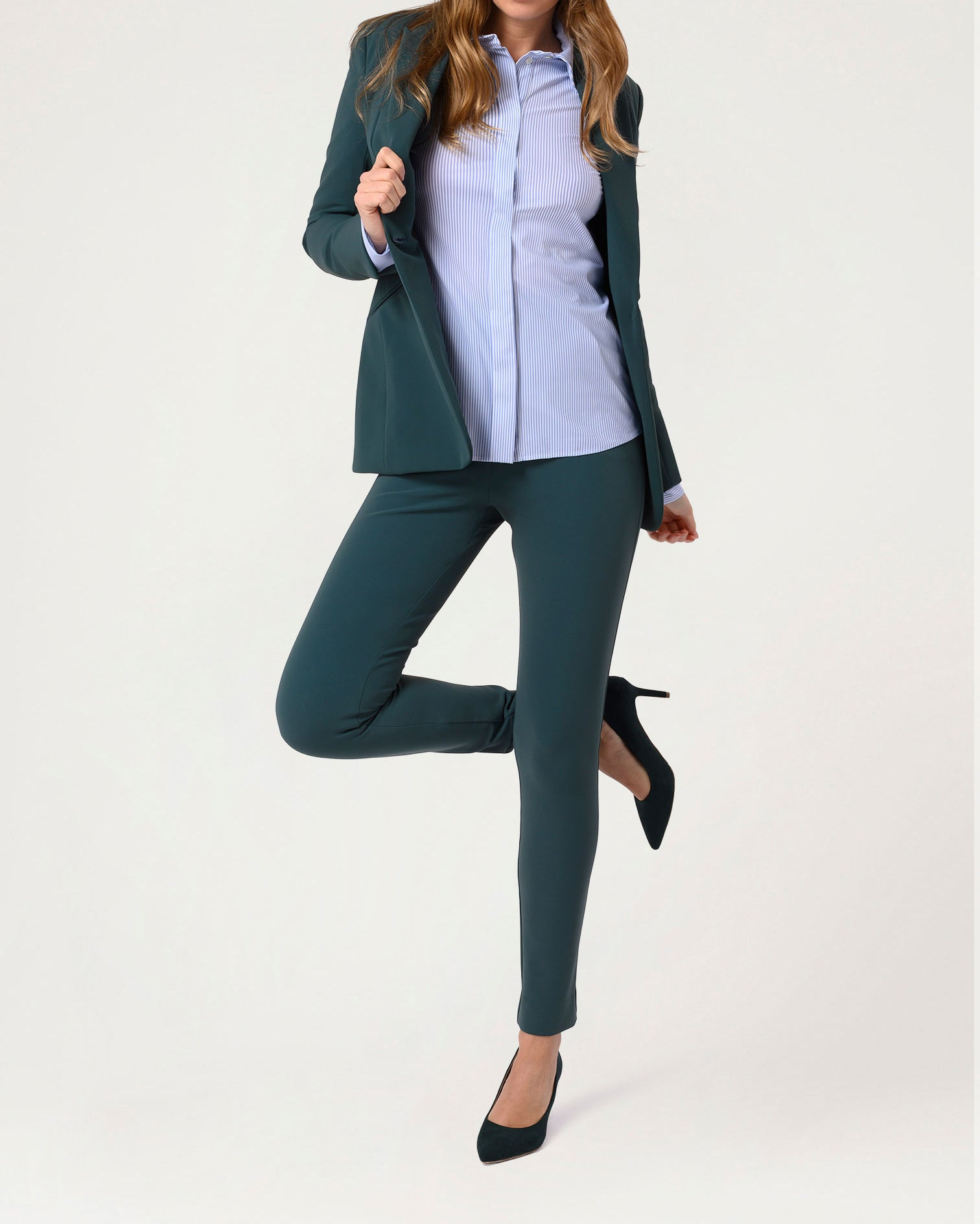 Power Move Trousers Deep Seafoam 2.0