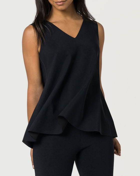 Trapeze-y Top Black