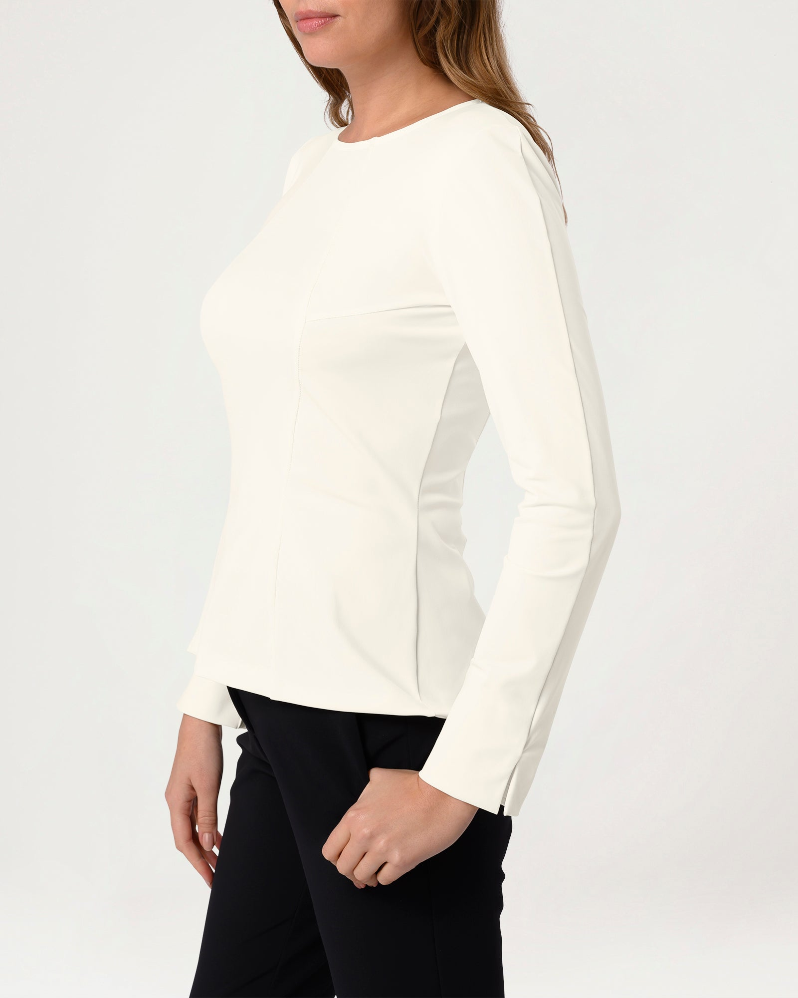 Fit For Purpose Top Ivory