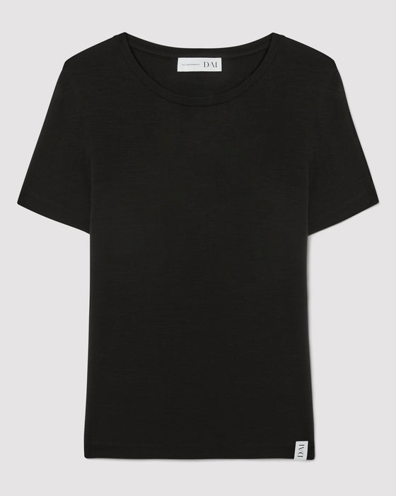 Low Key Eco Tee Black