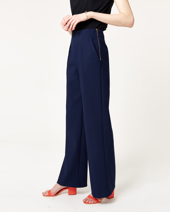 Make Strides Trousers Midnight