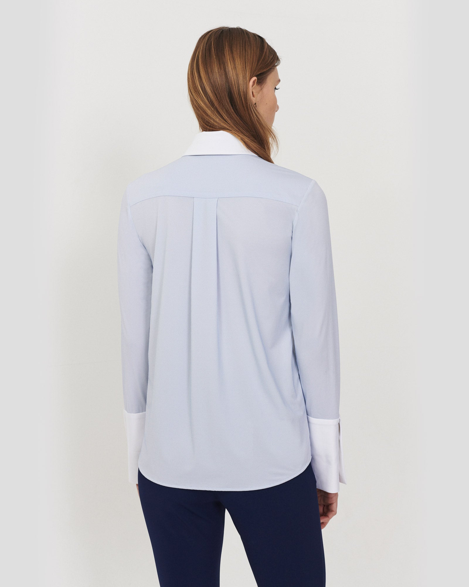 Now and Forever Blouse Technical Sky 2.0
