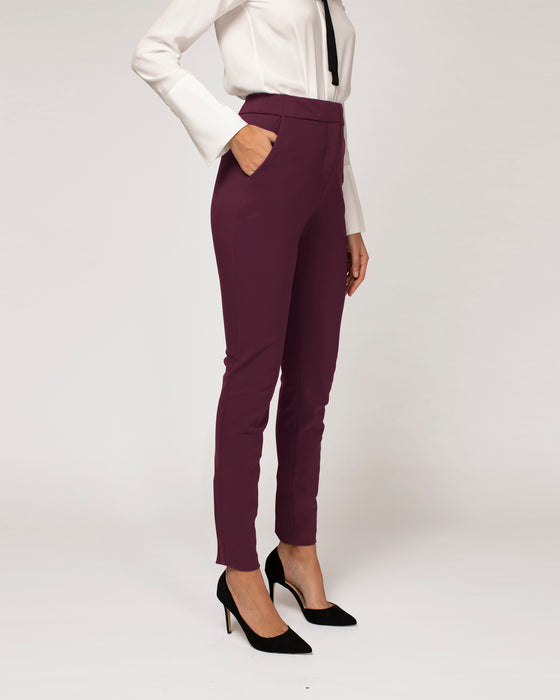 High Power Move Trousers Plum