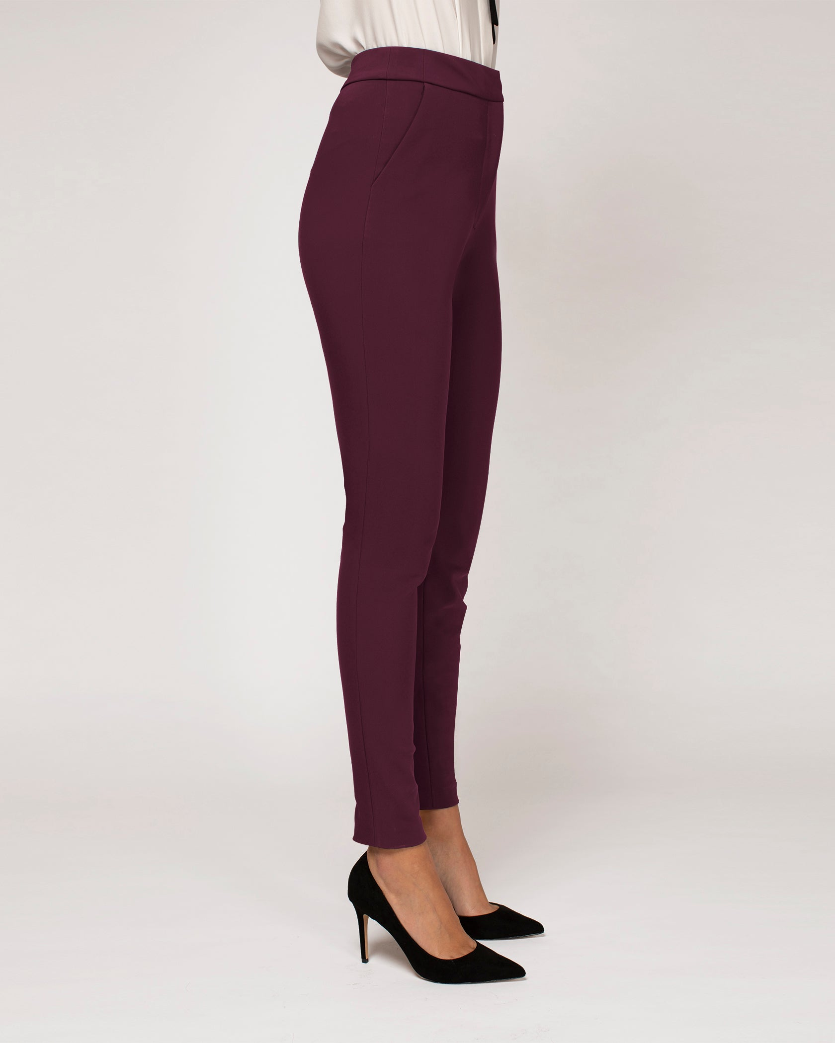 High Power Move™ Trousers Plum