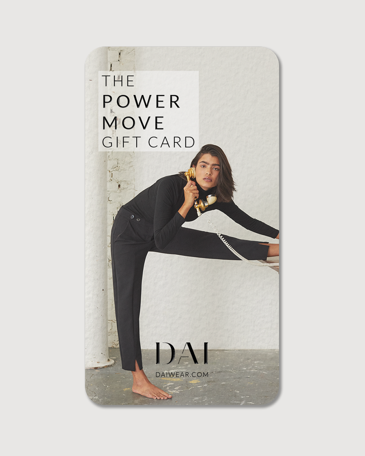 Power Move Trousers eGift Card