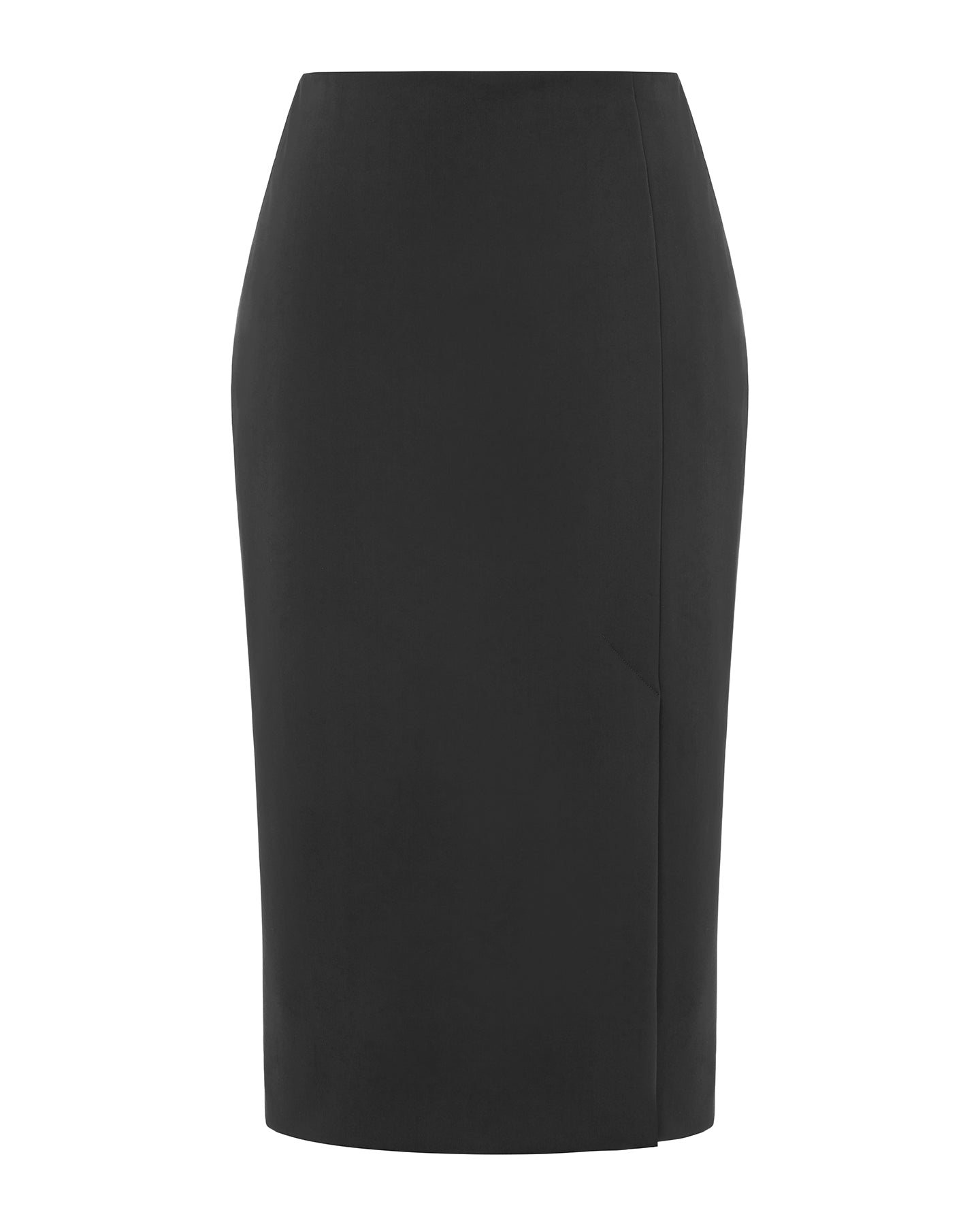 Power Line Skirt Black