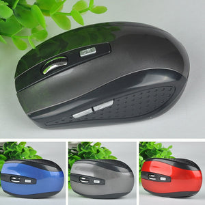 Optical Wireless Professional Computer Mouse